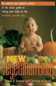 New vegetarian baby cover image