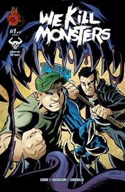 We kill monsters. Issue 1 cover image