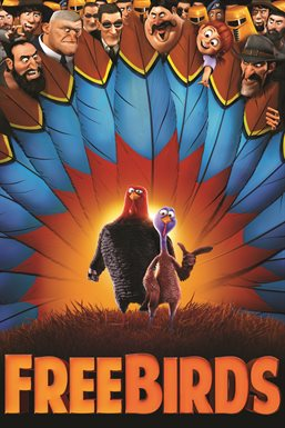 Cover image for Free Birds