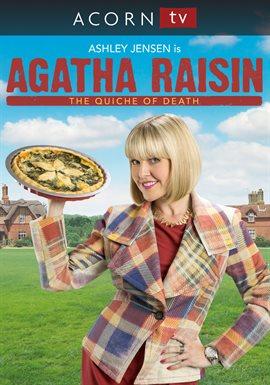 Cover image for Agatha Raisin