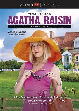 Cover image for Agatha Raisin - Season 2