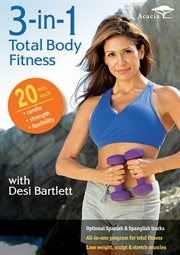 3-in-1 total body fitness. Season 1 cover image