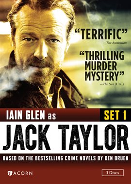 Jack Taylor, Season 1, book cover