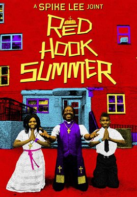 Cover image for Red Hook Summer