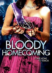 Bloody homecoming cover image