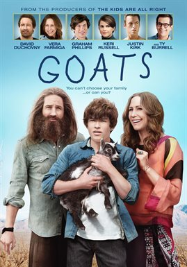 Cover image for Goats