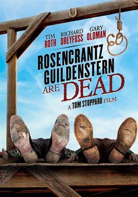 Cover image for Rosencrantz and Guildenstern Are Dead