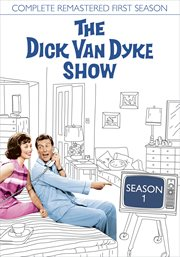 The Dick Van Dyke Show : episodes only collection. Season 1. The complete first season cover image