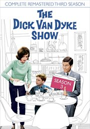The Dick Van Dyke show. Season 3 cover image
