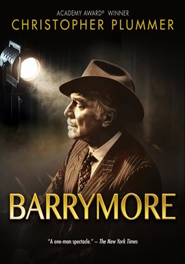 Cover image for Barrymore