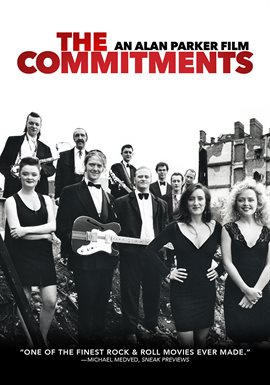 The Commitments, book cover