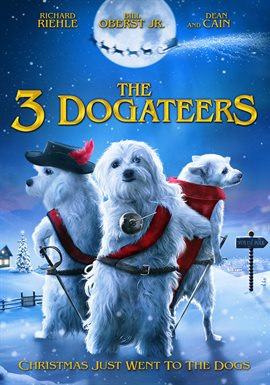 Cover image for The 3 Dogateers