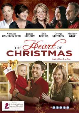 The Heart of Christmas image cover