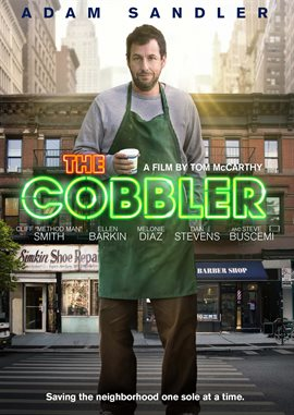 Cover image for The Cobbler