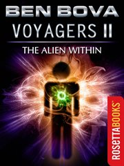 Voyagers II the alien within cover image