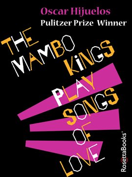 Cover image for The Mambo Kings Play Songs Of Love