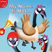 My name is not? cover image