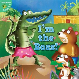 Cover image for I'm the Boss