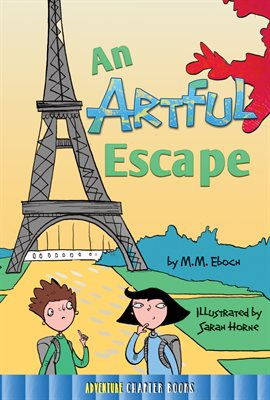 Cover image for An Artful Escape