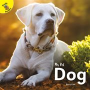 My pet dog cover image