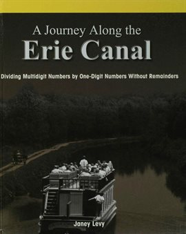 Cover image for A Journey Along the Erie Canal