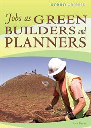 Jobs as green builders and planners cover image