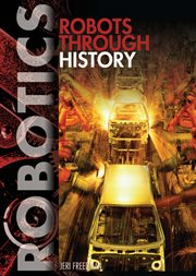 Robots through history cover image