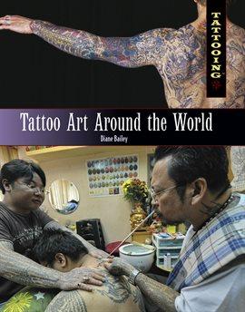 Tattoo Art Around the World, book cover