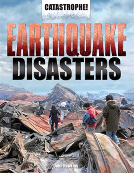 Cover image for Earthquake Disasters