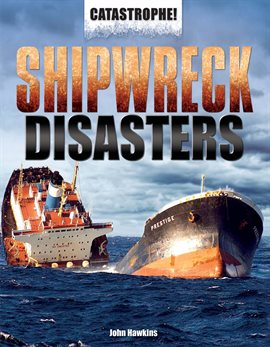 Cover image for Shipwreck Disasters