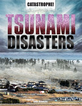 Cover image for Tsunami Disasters
