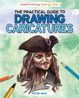 The Practical Guide To Drawing Caricatures(book-cover)