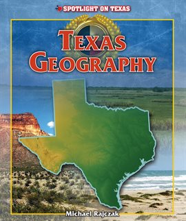 Cover image for Texas Geography