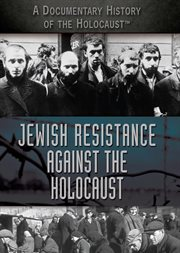 Jewish resistance against the Holocaust cover image