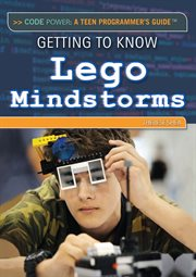 Getting to know Lego Mindstorms cover image