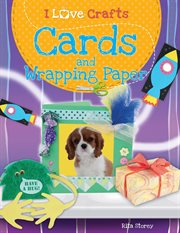 Cards and wrapping paper cover image