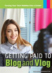 Getting paid to blog and vlog cover image