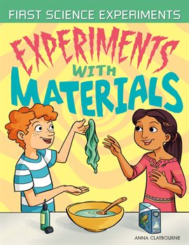 Cover image for Experiments with Materials