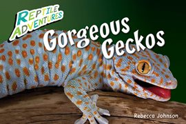 Cover image for Gorgeous Geckos