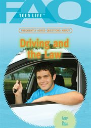 Frequently asked questions about driving and the law cover image
