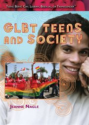 GLBT teens and society cover image