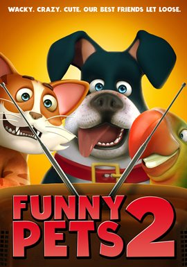 Funny Pets 2 cover