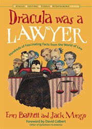 Dracula Was A Lawyer