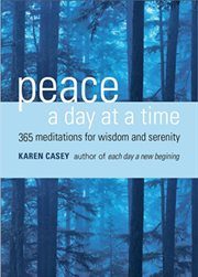 Peace A Day at A Time