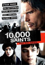 10,000 saints cover image