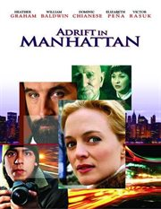 Adrift in Manhattan cover image