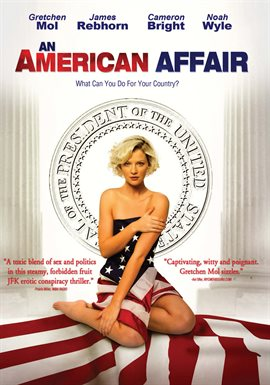 Cover image for An American Affair