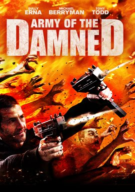 Cover image for Army of the Damned