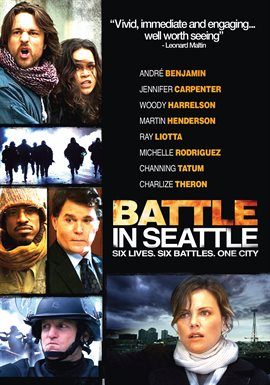 Cover image for Battle In Seattle