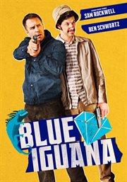 Blue iguana cover image